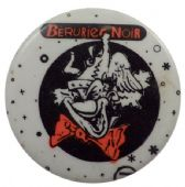 Berurier Noir - 'Clown' Button Badge